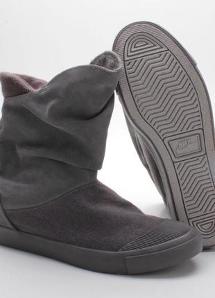 Жіночі ботінки, черевики nike wmns glencoe warrior suede