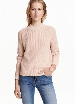 Стильный свитер с замком на всю спинку h&m4
