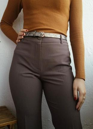Классические брюки от m&s.