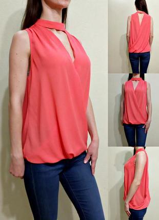 Легкая красивая блуза1