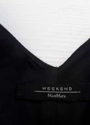 Max mara weekend  платье шерстяное