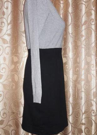Стильное трикотажное платье mango3