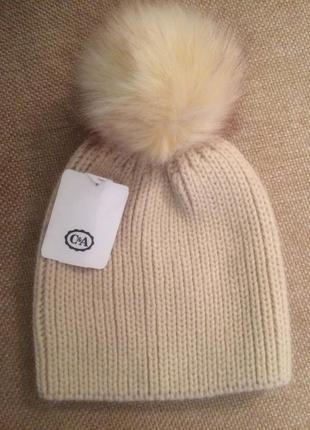 Зимова шапка c&a