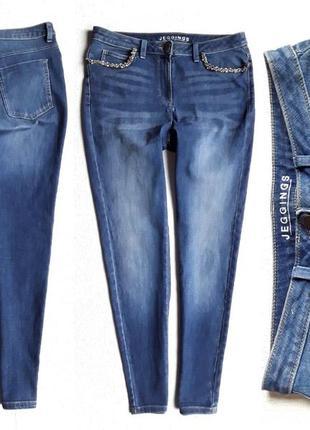 Стрейчевые джинсы от marks and spencer