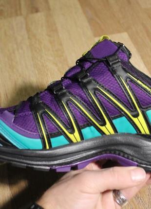 Дуже круті кросівки salomon з gore-tex та ortholite3
