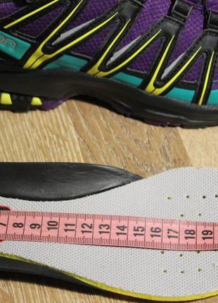 Дуже круті кросівки salomon з gore-tex та ortholite5
