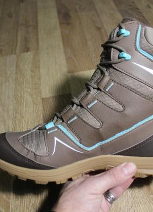 Шикарні черевички salomon waterproof ботинки сапоги  37, 38, 39, 40, 41, 422