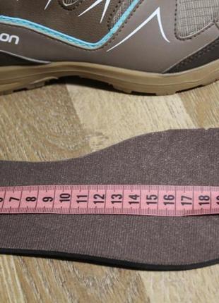 Шикарні черевички salomon waterproof ботинки сапоги  37, 38, 39, 40, 41, 425