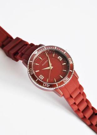Великолепные кварцевые посеребрённые часы pilgrim4
