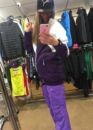 Жіночий лижний костюм3