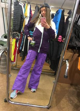 Жіночий лижний костюм1