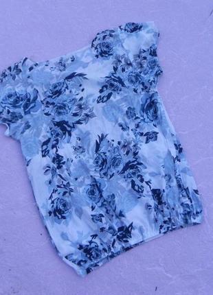 Блуза летняя хлопок3