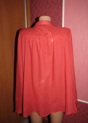 Рубашка большой р-р 18-20 бренд h&m4