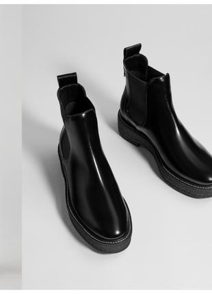 Фирменные крутые ботинки челси р.36, 39, 413