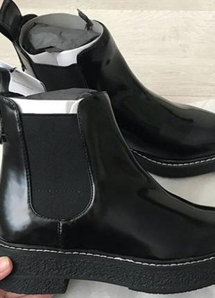 Фирменные крутые ботинки челси р.36, 39, 412