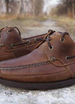 Туфлі, топсайдери timberland kiawah bay