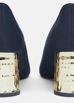Фирменные красивые туфли на каблуке р.36, 37, 38, 39, 405