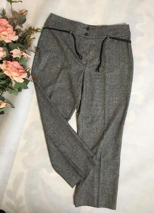 Теплые брюки большого размера от spengler