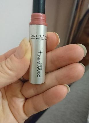 Кремовая помада oriflame3