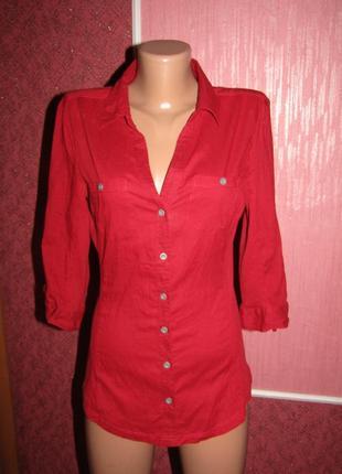 Рубашка р-р s-36 бренд orsay2