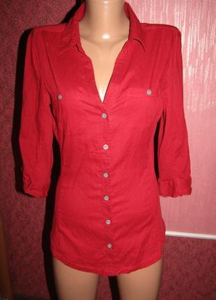 Рубашка р-р s-36 бренд orsay1