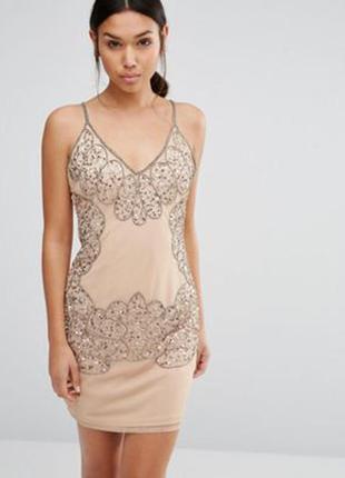 Новорічний розпродаж ! мини платье boohoo petite1