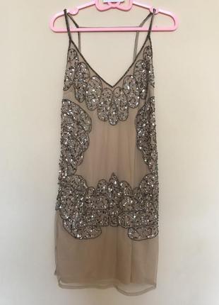 Новорічний розпродаж ! мини платье boohoo petite2