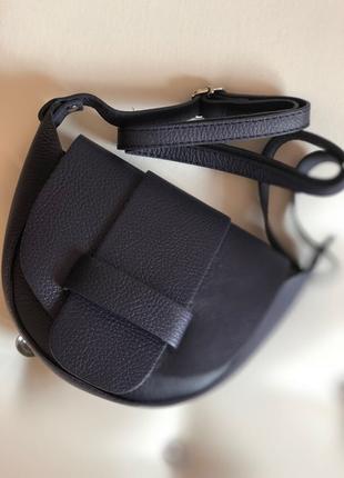Небольшая кожаная сумочка
