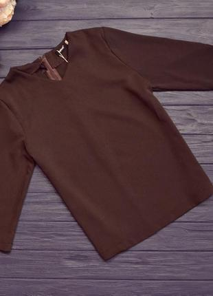 Шикарная базовая блуза2