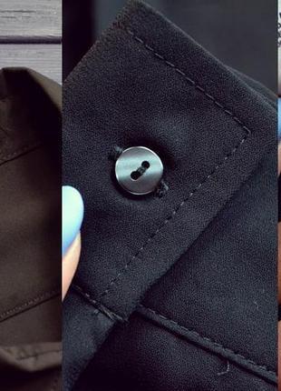 Базовая черная рубашка2