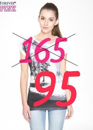17-103 женская футболка forever pink1