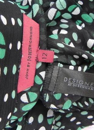 Блуза блузка шифоновая debenhams4
