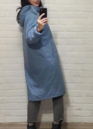 Классное стильное пальто куртка uk 14/165