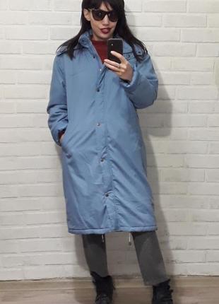 Классное стильное пальто куртка uk 14/161