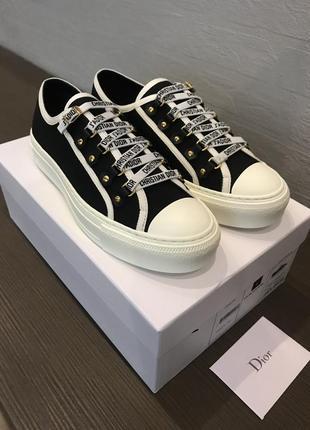 Dior new кеды