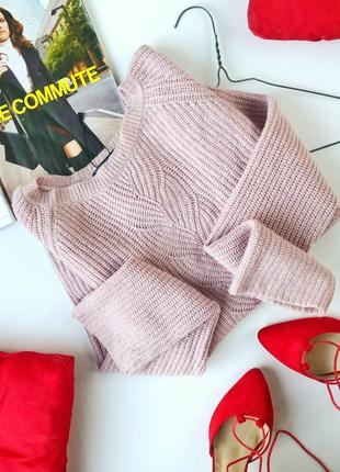 Красивый свитер 80% шерсть мериноса 20% кашемир woolovers3