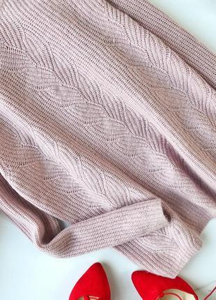 Красивый свитер 80% шерсть мериноса 20% кашемир woolovers5