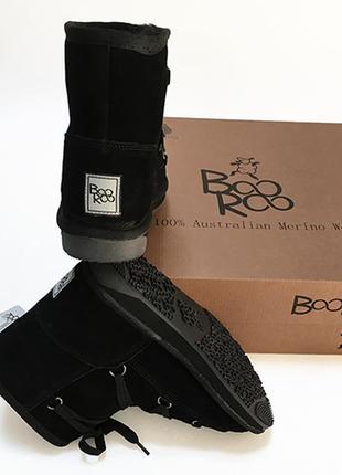 Теплейшие брендовые угги booroo оригинал из сша3