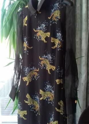 Модное плаття