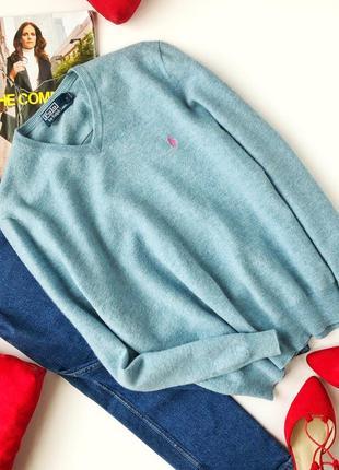Эксклюзивный свитер 100% шерсть мериноса оригинпл ralph lauren3