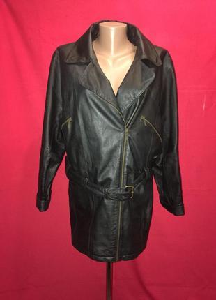 Кожаная куртка 42-44 🔥 цены демократичные - качество высокое - мировые бренды1
