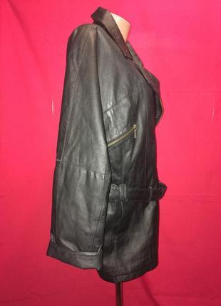 Кожаная куртка 42-44 🔥 цены демократичные - качество высокое - мировые бренды3