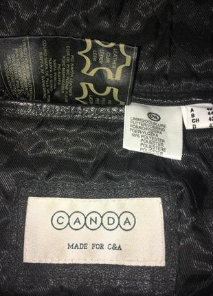 Кожаная куртка 42-44 🔥 цены демократичные - качество высокое - мировые бренды5
