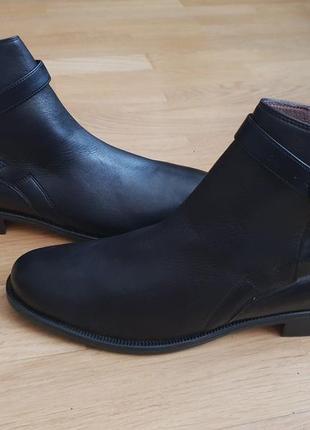Новые натуральные фирменные ботинки 39р./25,5 см1
