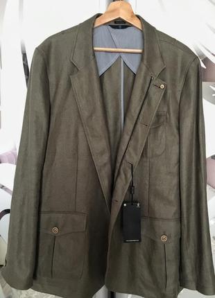 Massimo dutti мужской пиджак