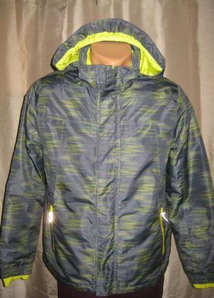 Зимняя (лыжная) куртка для подростка, р.158-164 см,  германия