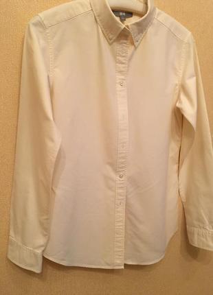Рубашка хлопок  uniglo