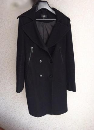 Пальто кашемир + шерсть