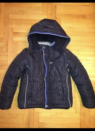Зимняя куртка chocco, рост 122