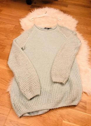 Вязаний светрик ,new look
